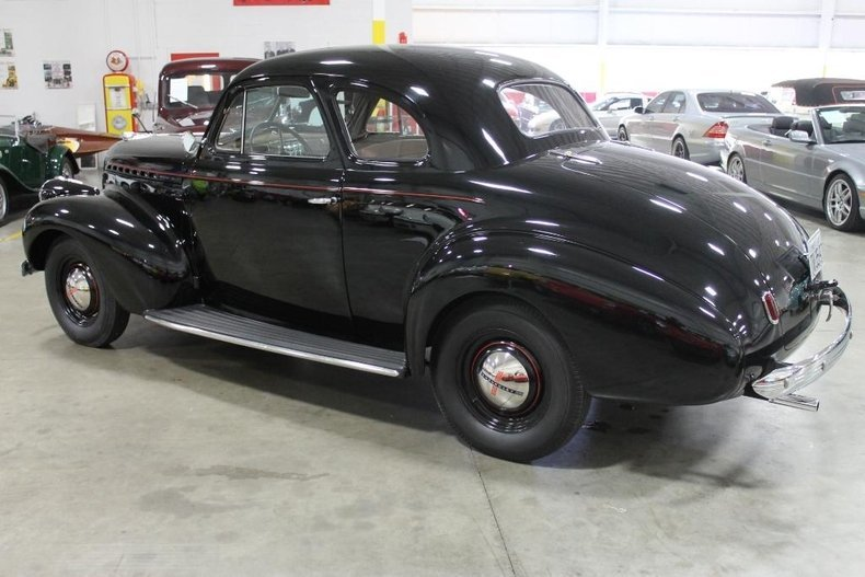 1940 1940 Chevrolet Business Coupe For Sale