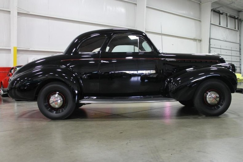 1940 Chevrolet Business Coupe | GR Auto Gallery