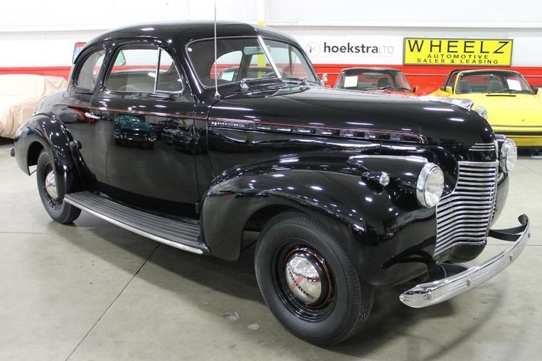 Inline Auto Sales >> 1940 Chevrolet Business Coupe | GR Auto Gallery