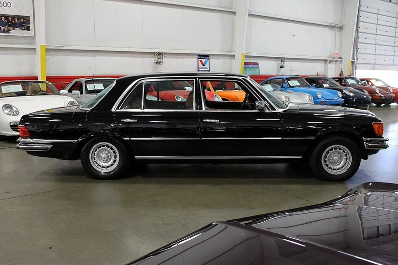 1977 mercedes benz 450 sel 6 9 gr auto gallery for Mercedes benz finance phone number