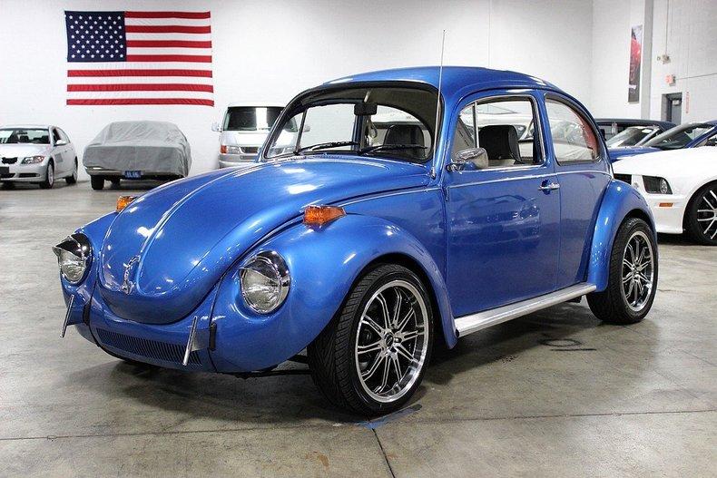 1971 Volkswagen Beetle | GR Auto Gallery