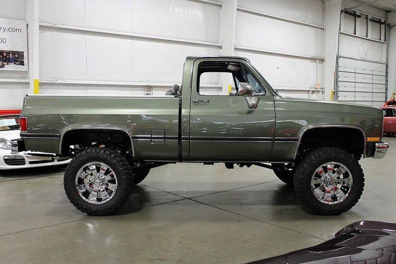 1984 Chevrolet C10 | GR Auto Gallery