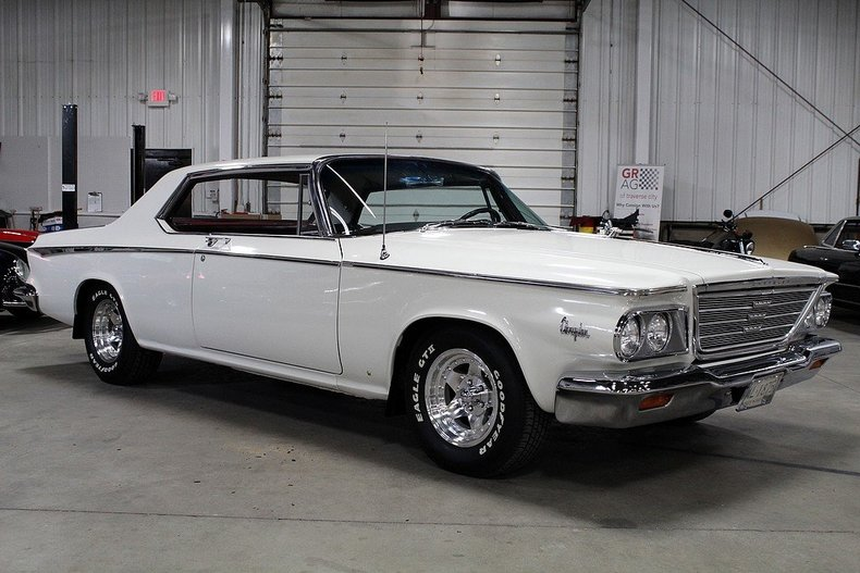 1964 Chrysler Newport Gr Auto Gallery
