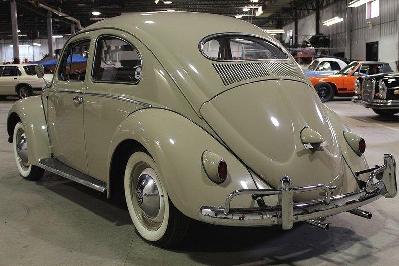 1957 Volkswagen Beetle   GR Auto Gallery