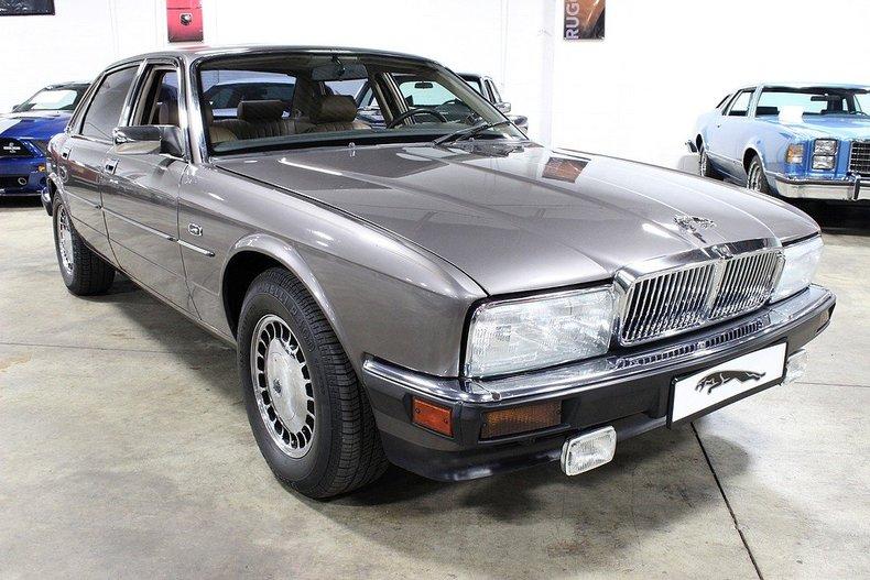 1991 Jaguar XJ6 | GR Auto Gallery