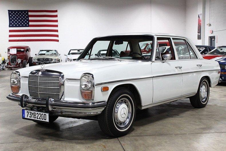 1973 mercedes benz 220 d gr auto gallery rh grautogallery com 220 Volt Wiring Diagram 220 Volt Wiring Diagram