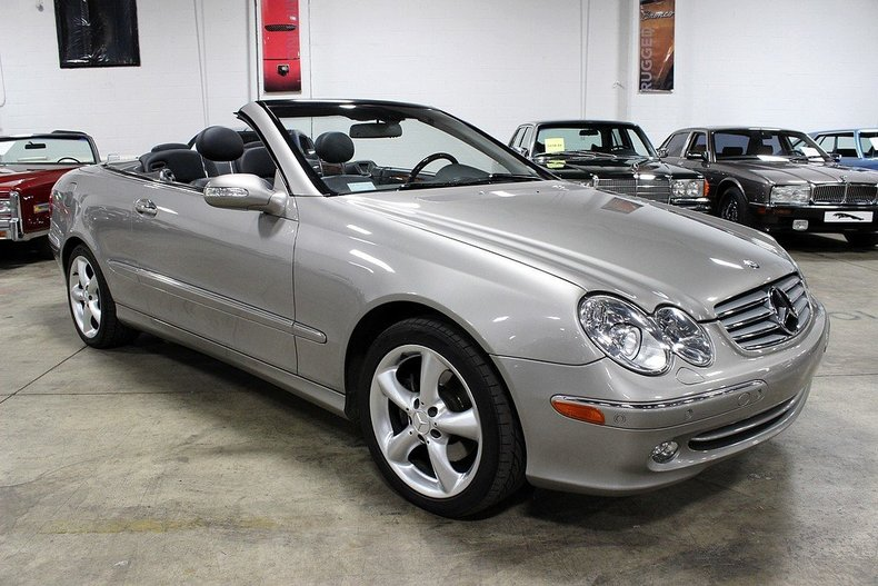 2004 mercedes benz clk320 gr auto gallery. Black Bedroom Furniture Sets. Home Design Ideas