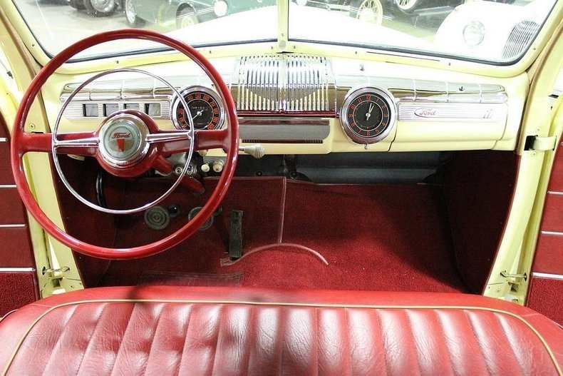 1946 1946 Ford Super Deluxe For Sale
