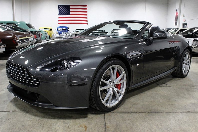 ... 2013 2013 Aston Martin Vantage For Sale ...