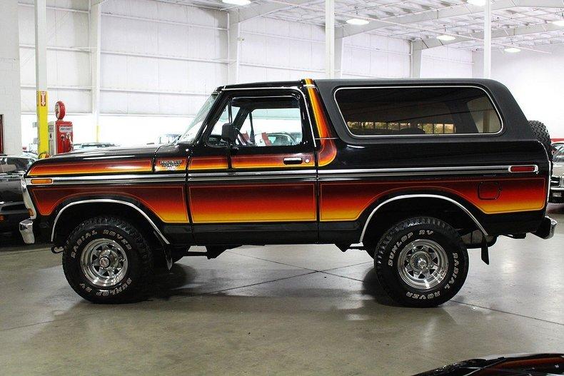 Ford Bronco Freewheeling >> 1979 Ford Bronco | GR Auto Gallery