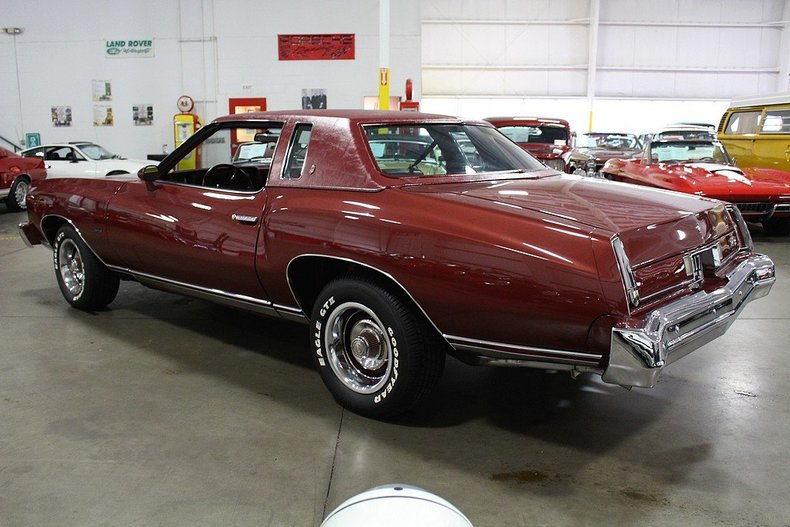 Type Of Car Oil >> 1974 Chevrolet Monte Carlo | GR Auto Gallery