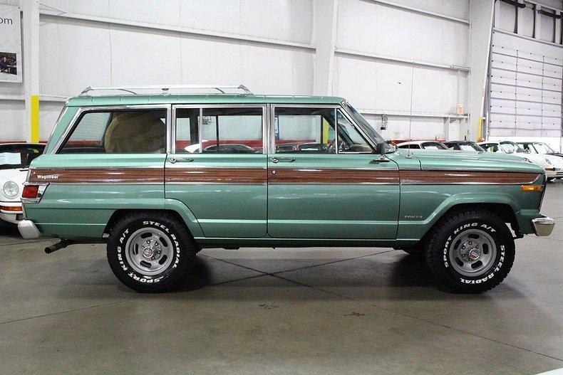 1979 Jeep Wagoneer   GR Auto Gallery