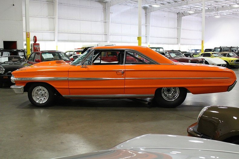 1964 Ford Galaxie Gr Auto Gallery