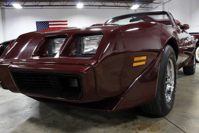 1981 1981 Pontiac Trans Am For Sale