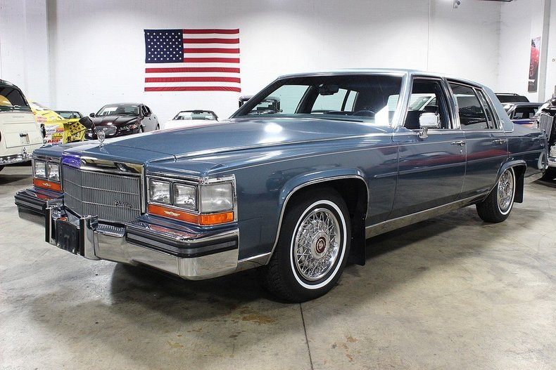 1986 Cadillac Fleetwood | GR Auto Gallery