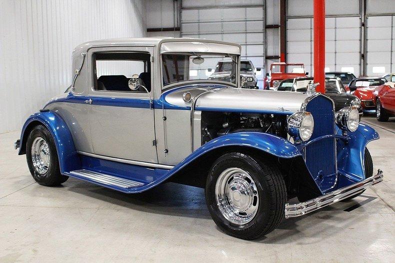 1931 Desoto Coupe Gr Auto Gallery