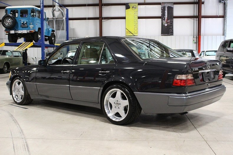 1994 Mercedes-Benz E500 | My Classic Garage