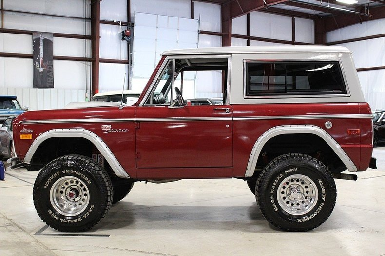1970 Ford Bronco   GR Auto Gallery