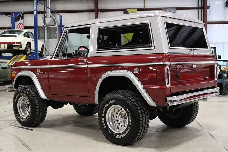 1970 ford bronco gr auto gallery. Black Bedroom Furniture Sets. Home Design Ideas