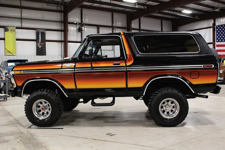 1979 Ford Bronco Gr Auto Gallery