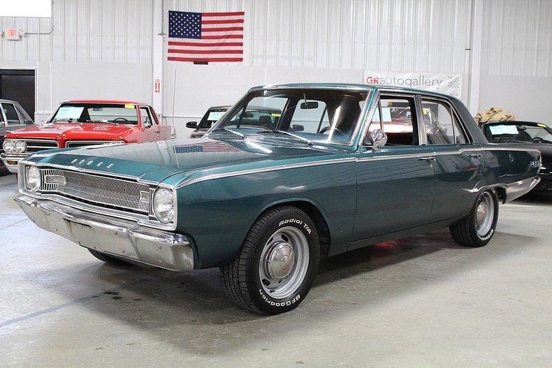 1967 Dodge Dart   GR Auto Gallery