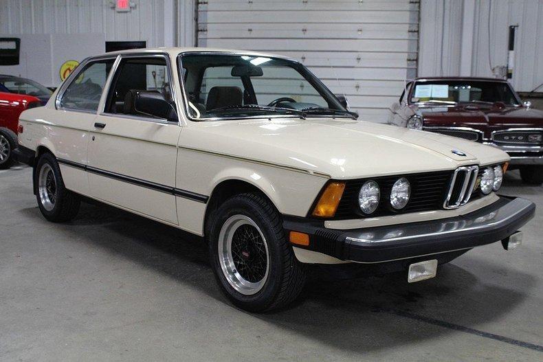 Bmw Grand Rapids >> 1981 BMW 320i | GR Auto Gallery