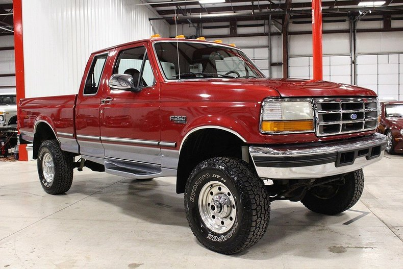 Lifted Ford F250 >> 1996 Ford F250   GR Auto Gallery