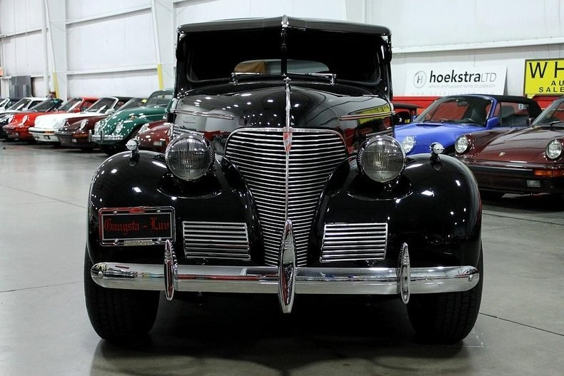 1939 1939 Chevrolet Master Deluxe For Sale