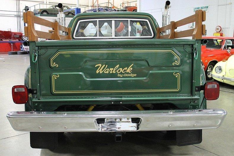 1978 Dodge Warlock | GR Auto Gallery