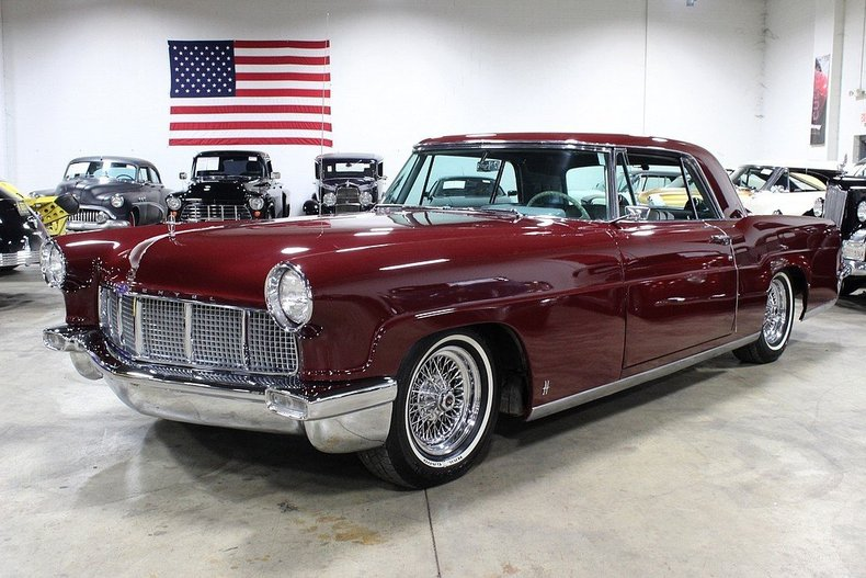 news sale for ii sells lincoln continental mark incredible