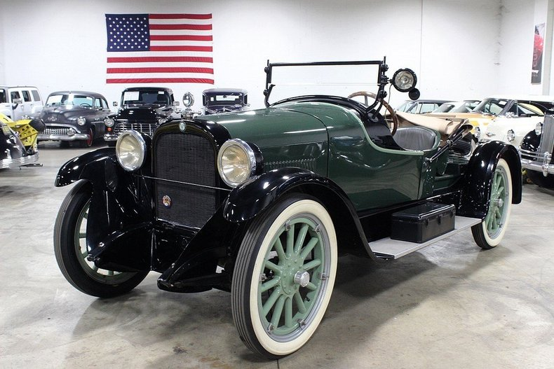 1924 Dodge Brothers Roadster | GR Auto Gallery
