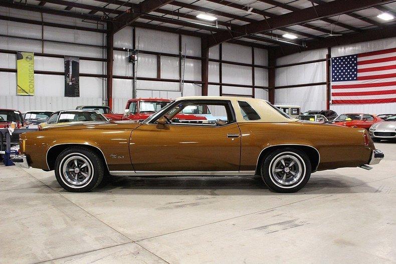 Crestwood Auto Sales >> 1974 Pontiac Grand Prix | GR Auto Gallery