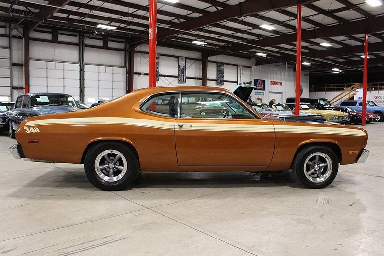 1974 Plymouth Duster Gr Auto Gallery