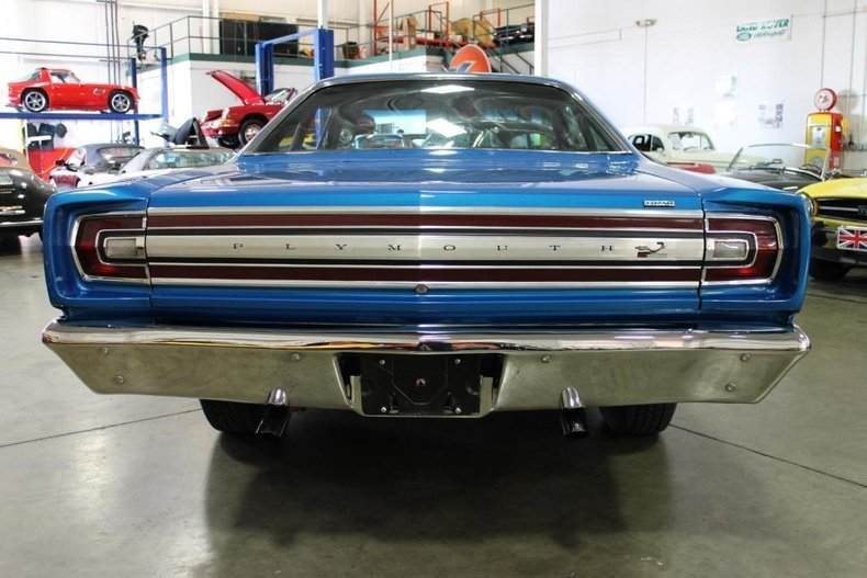 1968 1968 Plymouth Road Runner For Sale