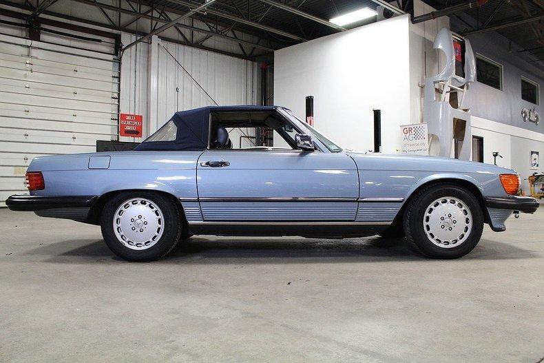 1988 Mercedes Benz 560sl Gr Auto Gallery