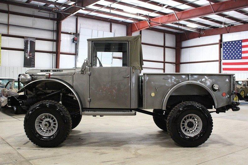 1955 dodge power wagon gr auto gallery