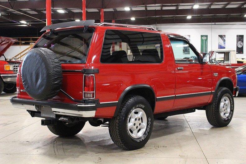 1987 Chevrolet Blazer | GR Auto Gallery