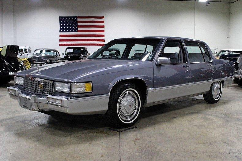 1990 Cadillac Fleetwood | GR Auto Gallery