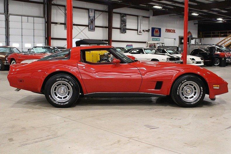 1980 Chevrolet Corvette Gr Auto Gallery