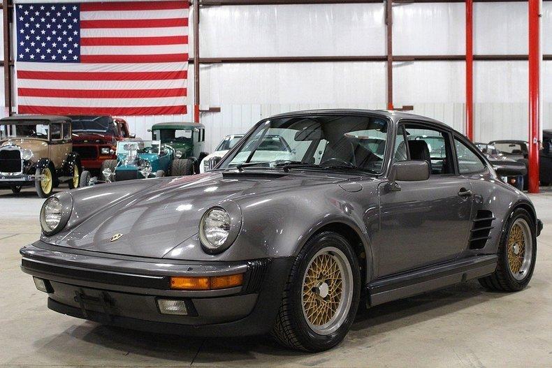 1986 Porsche 911 Gr Auto Gallery
