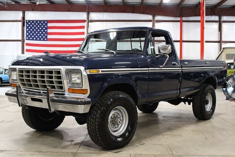 1979 Ford F350 For Sale 44105 Mcg