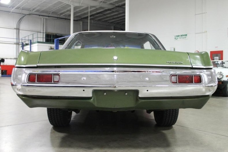 1971 1971 Plymouth Scamp For Sale