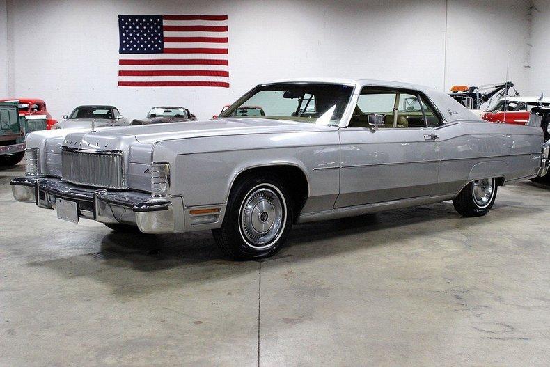 1974 Lincoln Continental | GR Auto Gallery