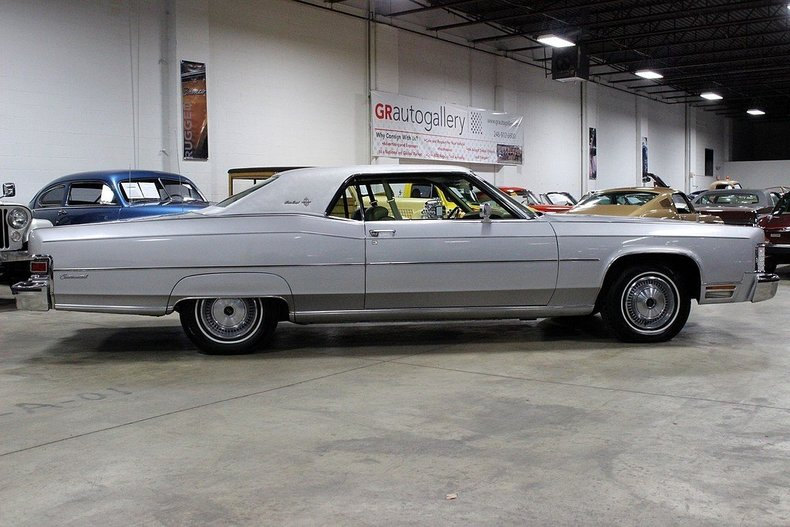 1974 Lincoln Continental Town Car for sale #44352 | MCG