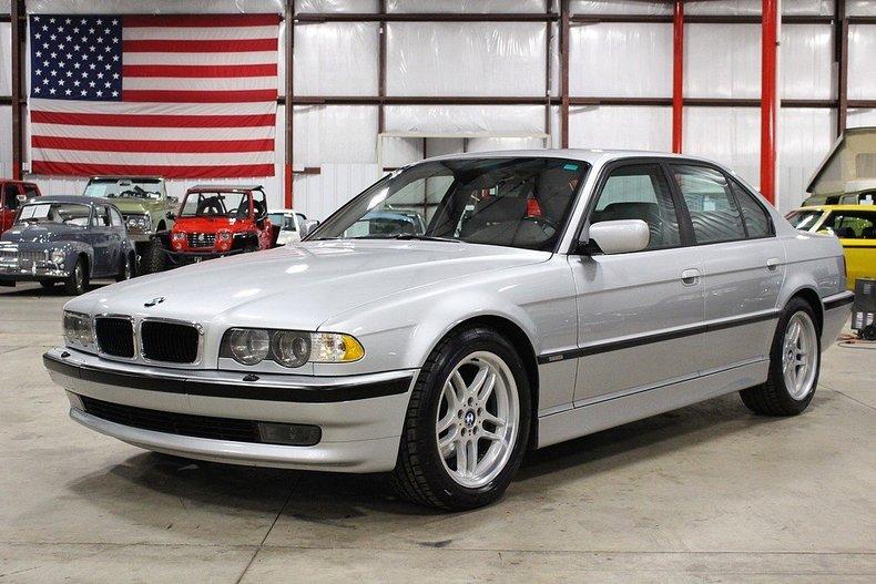 2001 Bmw 740i Gr Auto Gallery