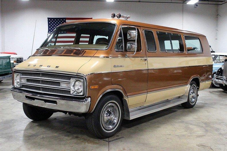 1977 Dodge B 200 Van | GR Auto Gallery