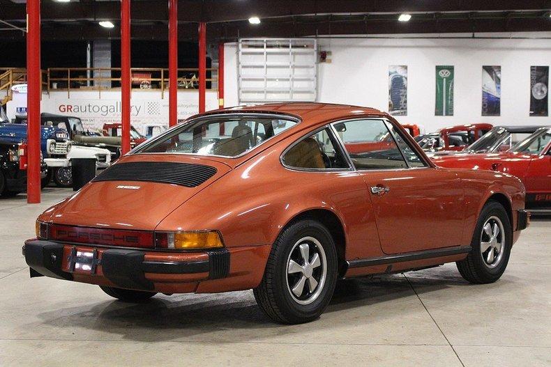 1976 Porsche 912 Gr Auto Gallery