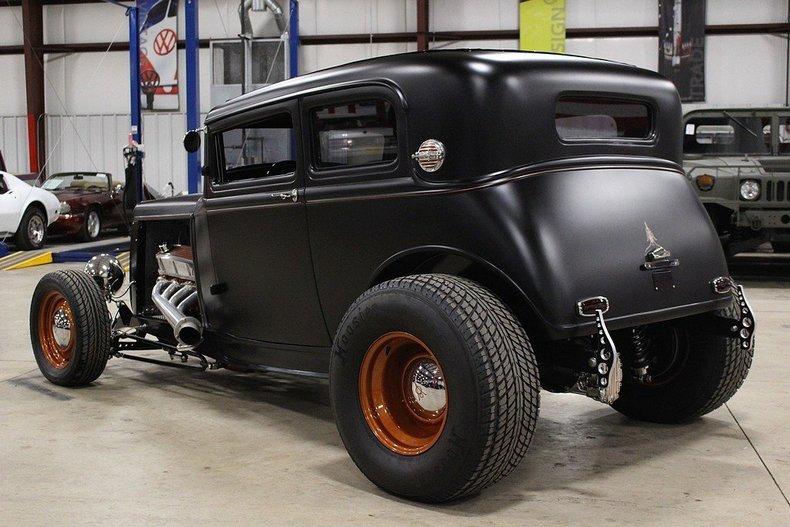 1931 Ford Victoria Gr Auto Gallery