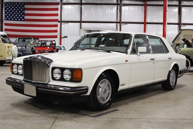 1989 1989 Bentley Mulsanne S For Sale