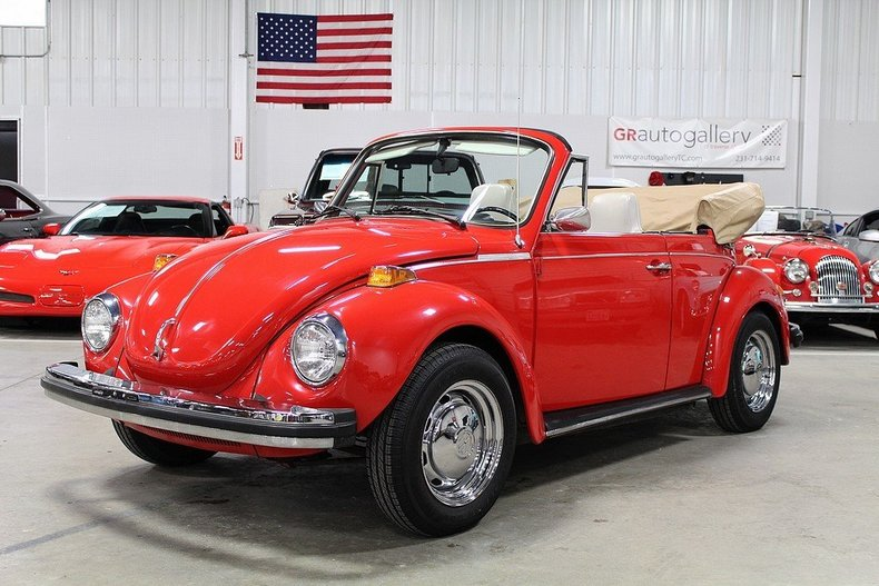 1974 1974 Volkswagen Beetle For Sale
